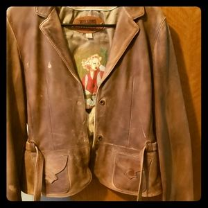Wilson's leather women's jacket